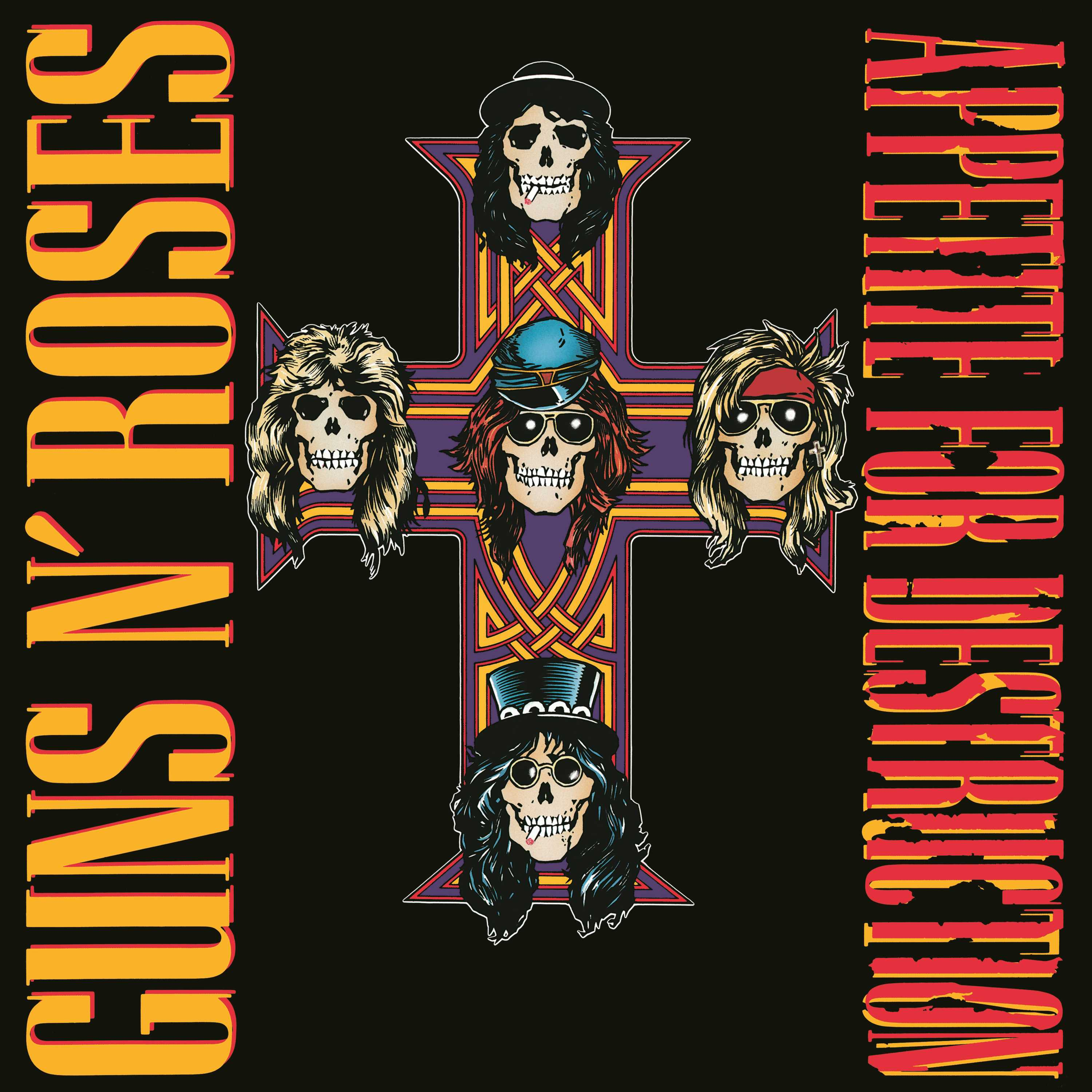 Featured Artist - Guns N' Roses