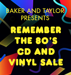 REMEMBER THE 80's Sale